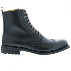 EM37 - Black - Footwear and boots