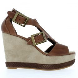 FL51 - Bark - Footwear and wedges from Blackstone Shoes