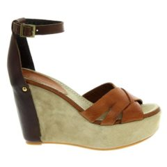 FL55 - Seal/Ember - Footwear and wedges from Blackstone Shoes
