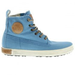 FL86 - Light Blue - Footwear and sneakers from Blackstone Shoes