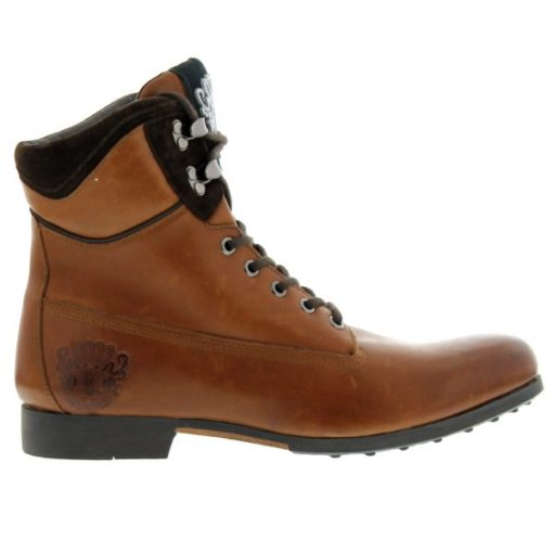 G119 - Cognac - Footwear and boots