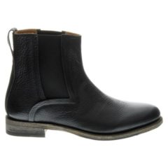 GM21 - Black - Footwear and boots from Blackstone Shoes