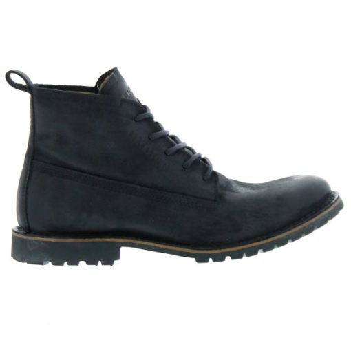 KM07 - Black - Footwear and boots