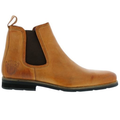 SCM004 - Brandy - Footwear and boots from Blackstone Shoes