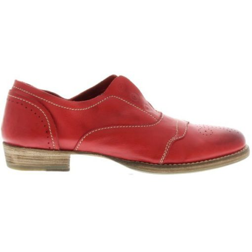 HL55 - Red - Footwear and shoes from Blackstone Shoes