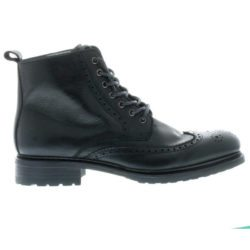 KM24 - Black - Footwear and boots from Blackstone Shoes